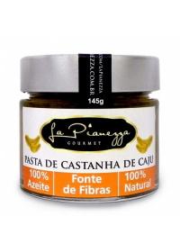Pasta Castanha de Caju La Pianezza 145g