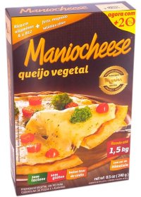 Maniocheese Queijo Vegetal em Pó Manioc 240g