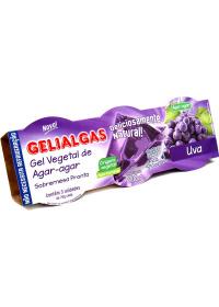 Agar-Agar em Pó (Gelatina de Algas Marinhas) Geli Algas 16g