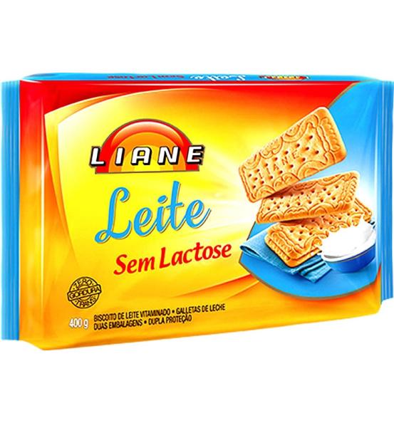 Biscoito Sabor Leite Liane 400g