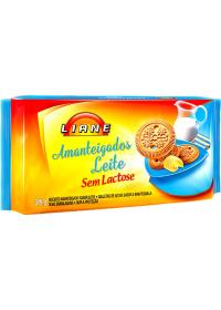 Biscoito Amanteigados Sabor Leite Liane 315g