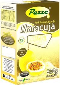 Farinha da Casca de Maracujá Pazze 200g