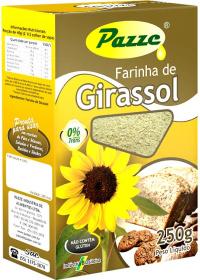 Farinha de Girassol Pazze 250g